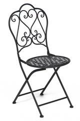 Кованый стул Secret De Maison «Лав Чэйр» (Love Chair) (Чёрный)
