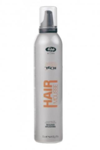 Мусс для укладки волос нормальной фиксации «High Tech Hair Mousse Brushing» (300 мл)
