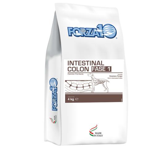 Forza10 Intestinal Colitis Fase I 4 Scn/Полнорационный диетический сухой корм Intestinal Colitis фаза 1 для собак 4 кг