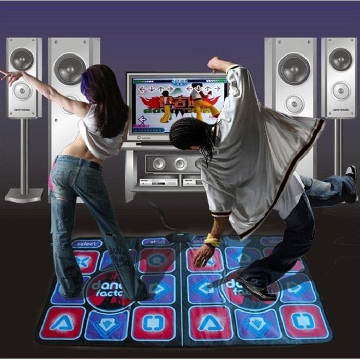 Товары для дома Танцевальный коврик для двоих Dance Perfomance II танцевальный_коврик_2_в_1.jpg