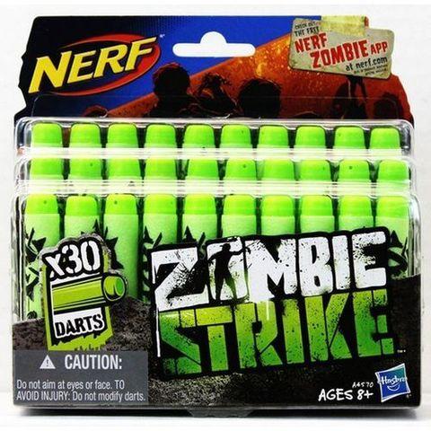 Nerf: Комплект из 30 стрел для бластеров Zombie Strike A4570