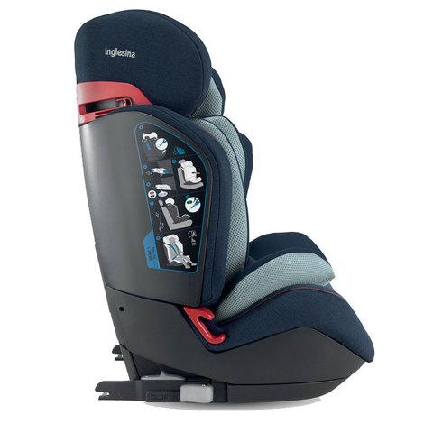 Автокресло Inglesina Gemino iFix (9-36 кг)