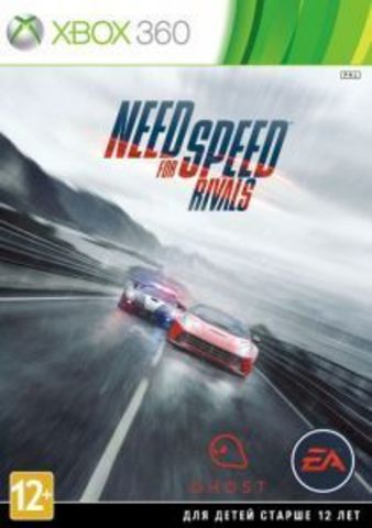 Xbox 360 Need for Speed Rivals (русская версия)
