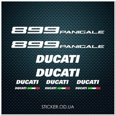 Набор наклеек DUCATI 899 PANIGALE