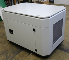 Всепогодное шумозащитное укрытие для генератора, модель SB1200