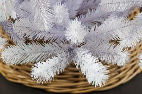 Искусственная елка Исландская 185 см белоснежная
