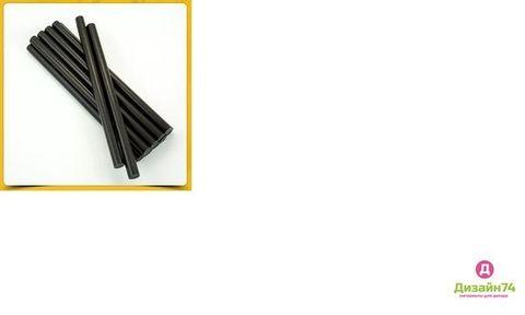 Клеевой стержень Чёрный 11мм 1шт