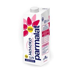 Молоко Parmalat ультрапастеризованное 3.5% 1 л