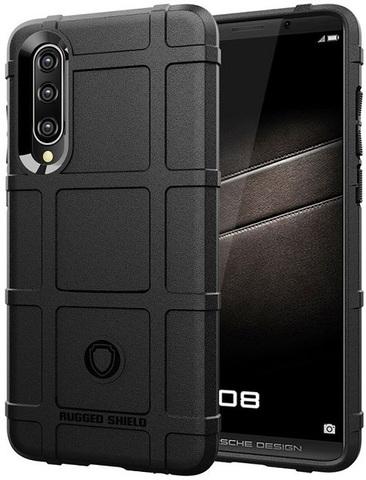 Чехол Huawei P30 цвет Black (черный), серия Armor, Caseport