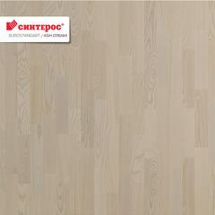 Паркетная доска Sinteros Синтерос коллекция Eurostandart Ясень кремовый