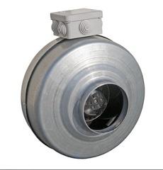 Вентилятор канальный ВанВент ВКВ 150 Е (ebmpapst мотор)
