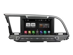 Штатная магнитола FarCar s170 для Hyundai Elantra 16+ на Android (L581)