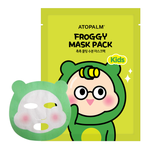 Маска ATOPALM Froggy Mask Pack 15g 1шт.