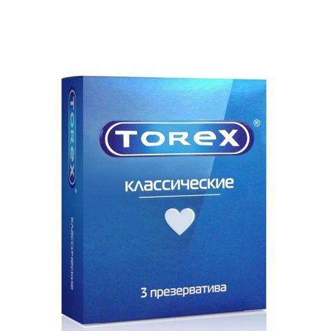 Гладкие презервативы Torex