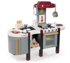 Smoby Кухня Tеfal Французское прикосновение электронная, 34 предмета (24178)