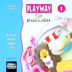 Playway to English  1  AB CD x 1