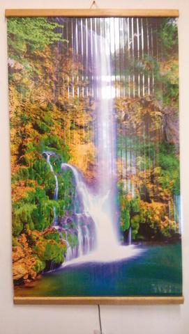 Обогреватель настенный Водопад
