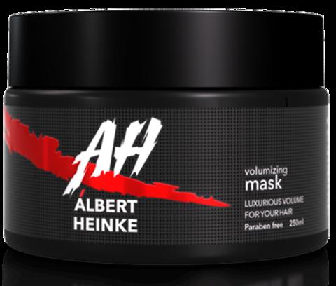 Маска для прикорневого объёма и блеска волос,Egomania Albert Heinke,250 мл.
