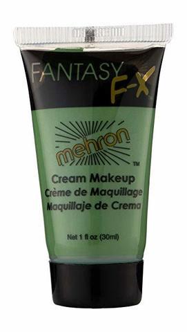 MEHRON Грим на водной основе Fantasy FX,  Green (Зеленый), 30 мл