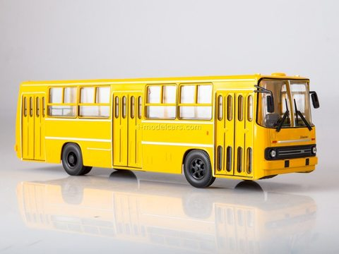 Ikarus 260 orange 1:43 Modimio Our Buses #4