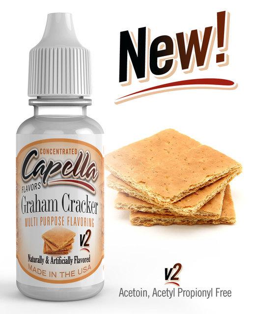 Ароматизатор Capella  Graham Cracker V2