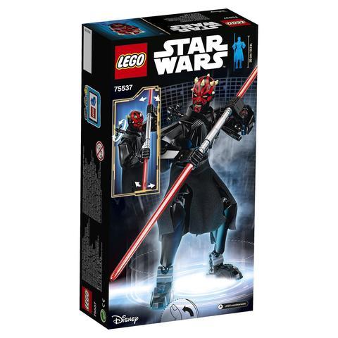 LEGO Star Wars: Дарт Мол 75537 — Darth Maul — Лего Звездные войны Стар Ворз