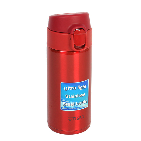 Термокружка Tiger MMY-A (0,36 литра), красная