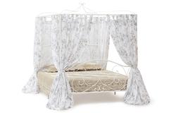 Кровать c балдахином Secret De Maison Хестия (HESTIA) — white (белый)