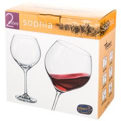 Набор бокалов для вина «София»,650мл, фото 2