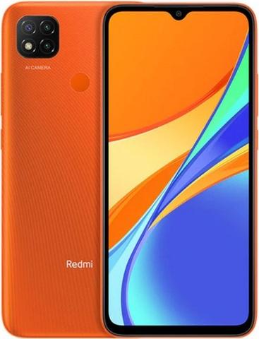 Смартфон Xiaomi Redmi 9C (NFC) 3/64GB Оранжевый