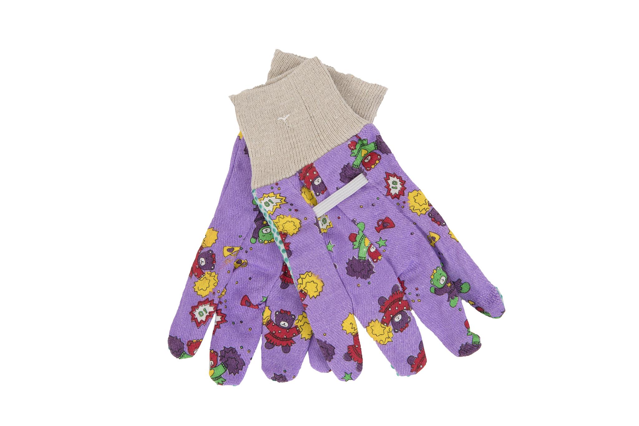 Детские садоводческие перчатки