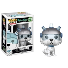 Rick And Morty - Snowball POP Vinyl Figure