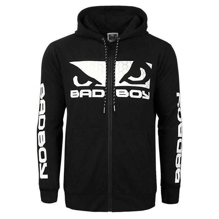 Толстовки/Олимпийки Толстовка Bad Boy G.P.D Hoodie - Black 1.jpg