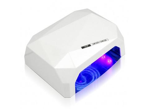Лампа гибридная CCFL+Led 36 Вт белого цвета с магнитным дном
