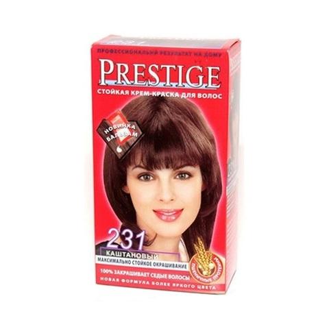 Краска для волос Prestige  - 231 Каштановый