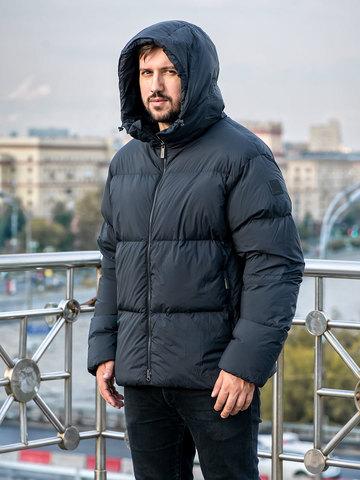 Joutsen пуховик Aarni черный