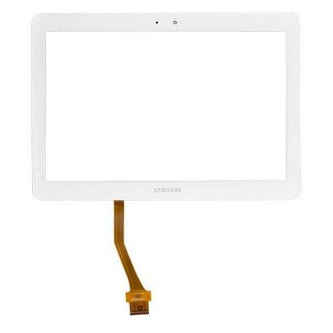 Тачскрин Samsung P5100/ P5110/ N8000 / Galaxy Tab 2 10.1/ Galaxy Note 10.1 (белый/черный)