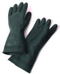 Дождевые перчатки латексные