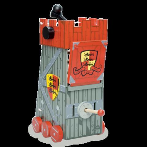 Le Toy Van. Осадная башня