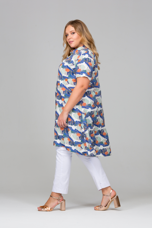 Рубашки Рубашка Фрида c крупными цветами L 49717d18d668eb4c5e9a73084679578d.jpg