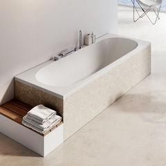 Акриловая ванна Ravak CITY C920000000 180х80 белая