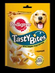 Pedigree Tasty Bites хрустящие подушечки 95 г