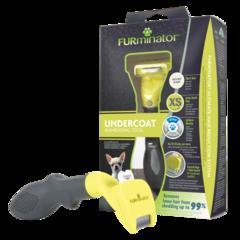 Фурминатор для собак карликовых короткошерстных пород, FURminator Dog Undercoat XS Short Hair 12 YA