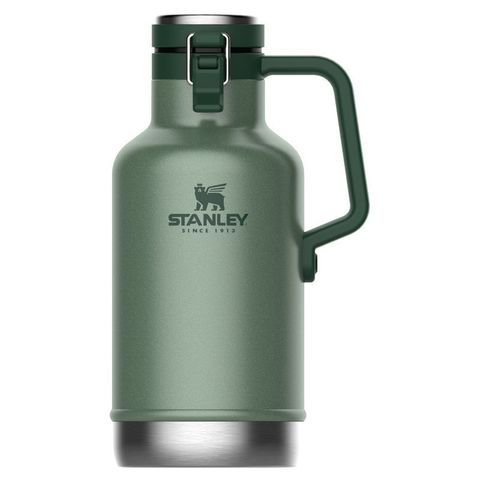 Термос Stanley The Easy-Pour Beer Growler (10-01941-067) 1.9л зеленый