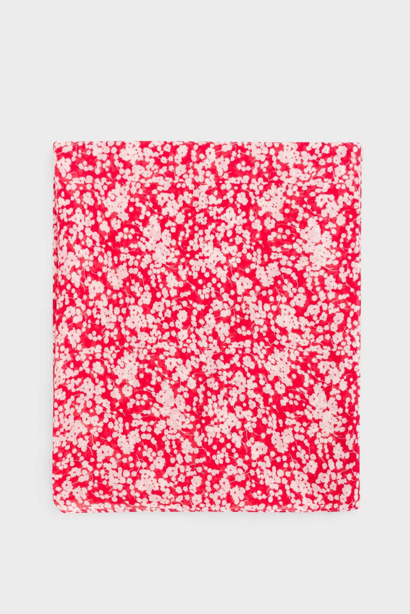 HINESSE - Шарф с цветочным принтом