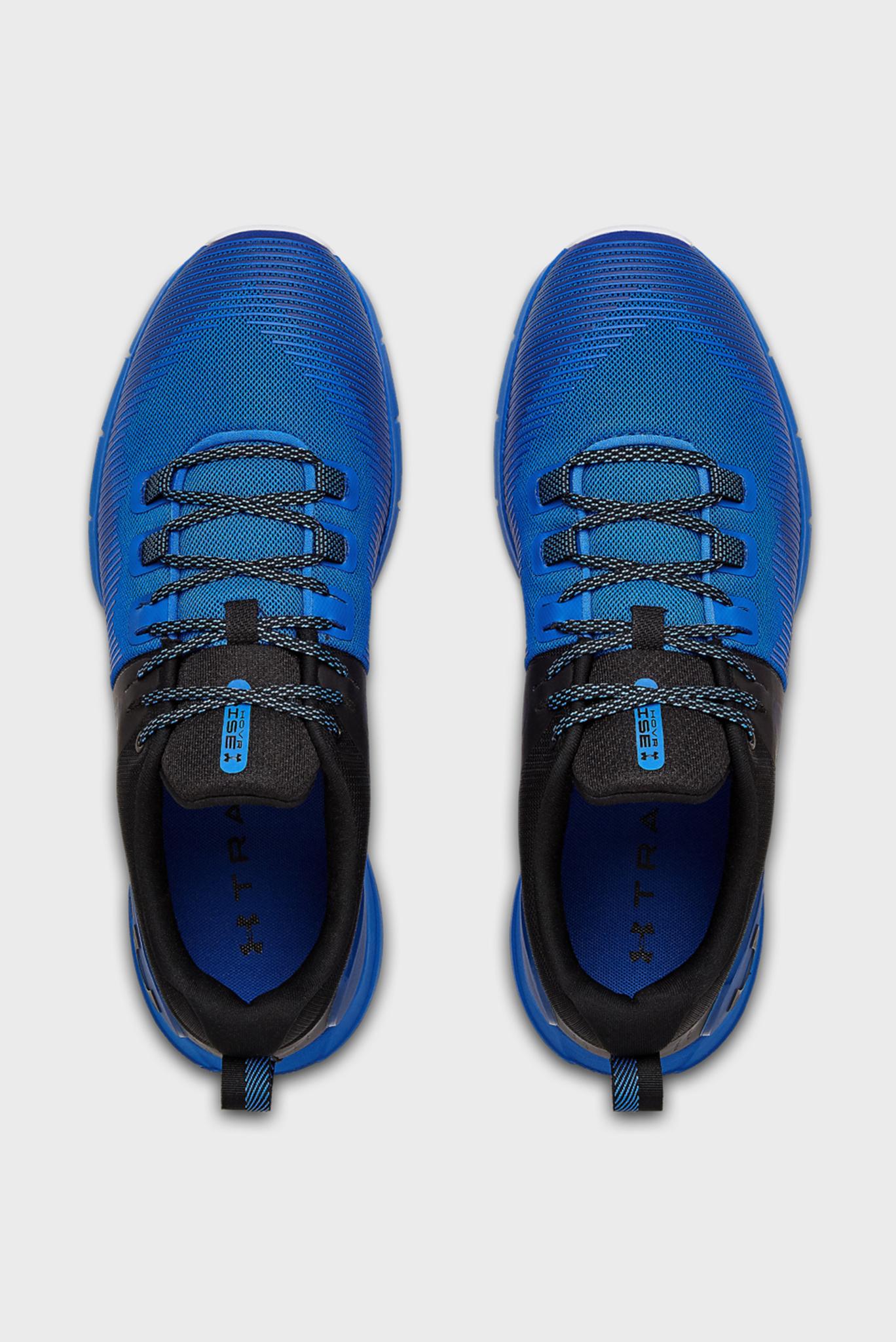 Мужские синие кроссовки UA HOVR Rise Under Armour