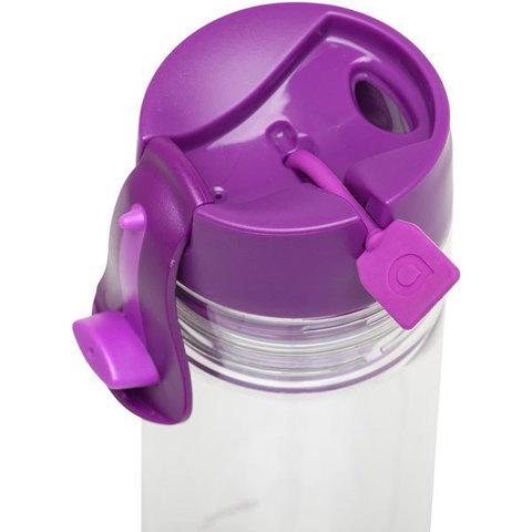 Бутылка для заваривания Aladdin Tea Infuser (0,35 литра), фиолетовая