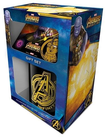 Подарочный набор Мстители