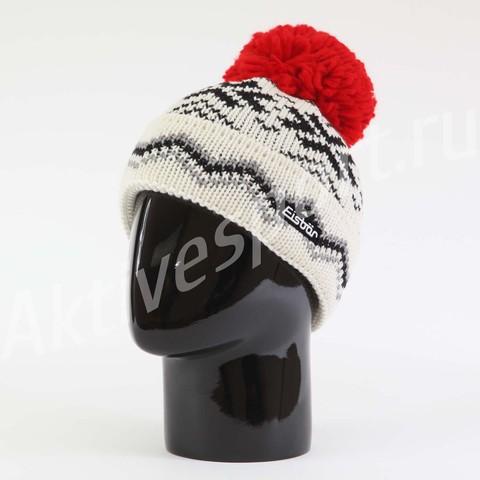Картинка шапка Eisbar ria pompon 99