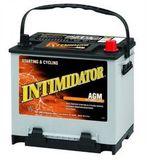 Аккумулятор Deka INTIMIDATOR 9A35/85  ( 12V 60Ah / 12В 60Ач ) - фотография